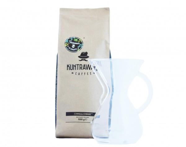 Slow Coffee Kuntrawant and Chemex