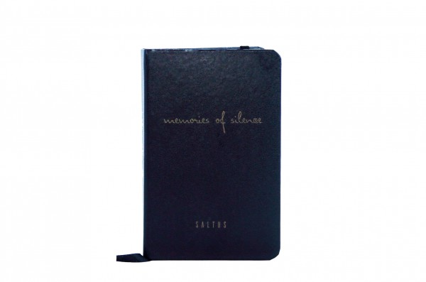 "Moleskin ""Memories of silence"""