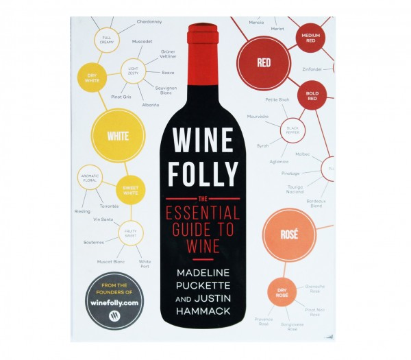 "Wine Folly Buch ""Essential Guide to Wine"""